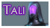 Tali Stamp by IndigoWolfe