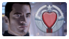 Paramour Stamp - Kaidan by IndigoWolfe
