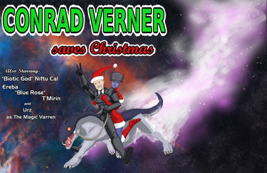 Conrad Verner Saves Christmas