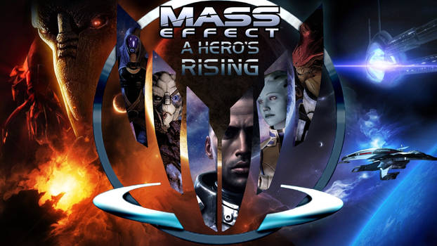 Mass Effect: A Hero's Rising