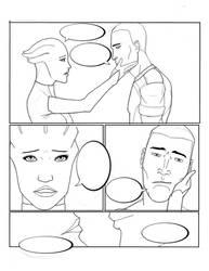 Comic format experiment