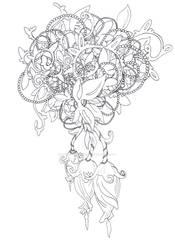 flower line 1