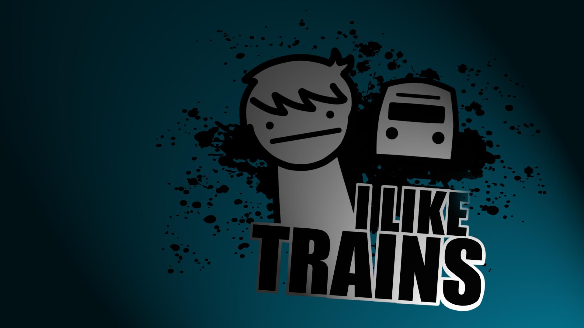 like trains by harrisonb32 - photo #1
