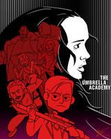The Umbrella Academy by harrisonb32