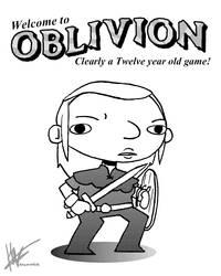 Quick Draw #40 Oblivion by harrisonb32