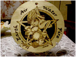 Artisan Crafts: Pentacle by NinfeAde