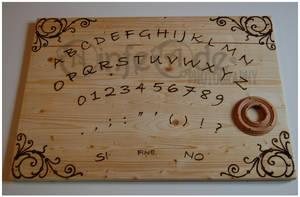 Ouija Board by NinfeAde
