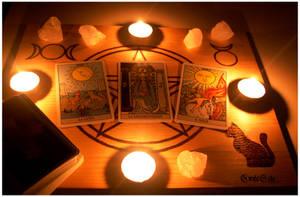 Tarot Reading by NinfeAde