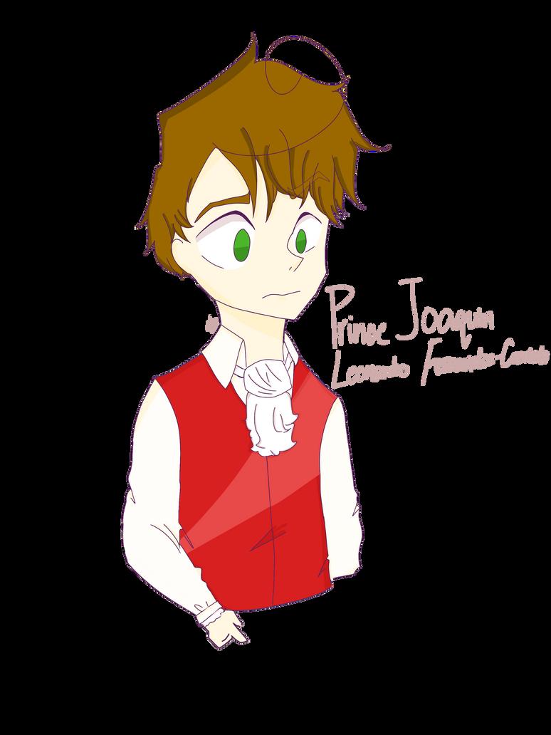 pRince jOaQuin by dankochan317
