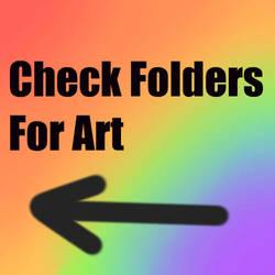 Check folders