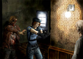 Resident Evil by seth-Art