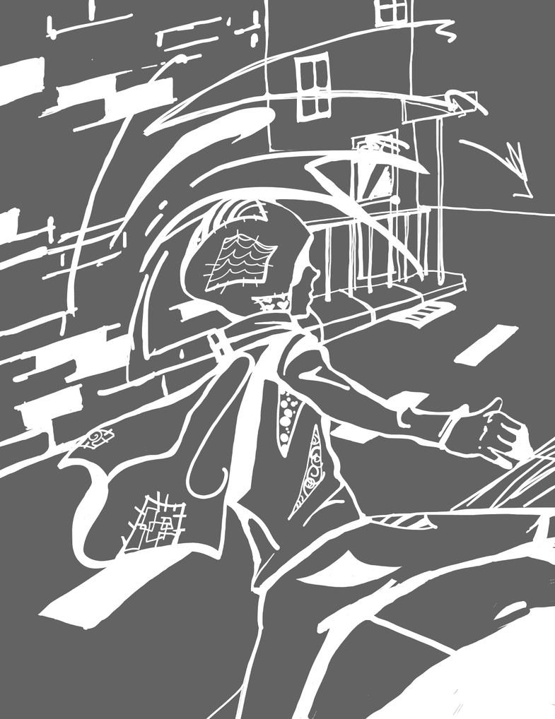 Patchwork Hero by Kanzeni