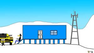 Arleigh's Antarctic Base