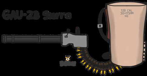 GAU-23 Sierra