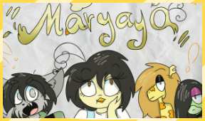 Maryayo stamp by Maryyellowbird