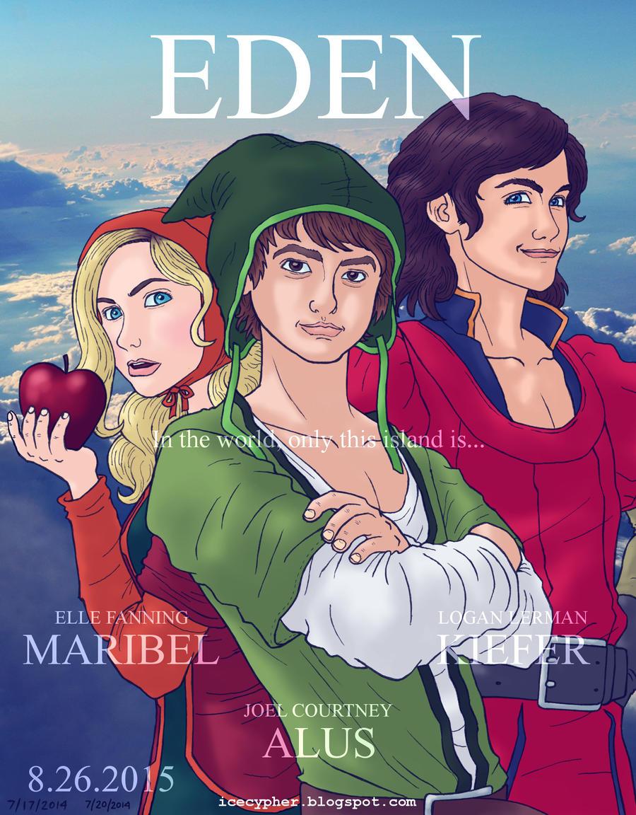 Eden, Alus, Maribel and Kiefer by Cesar-Hernandez