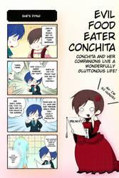 Quartets of Evil: Evil Food Eater Conchita