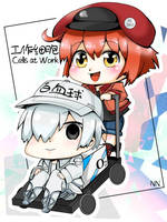 Cells at Work!! by NeruenNg