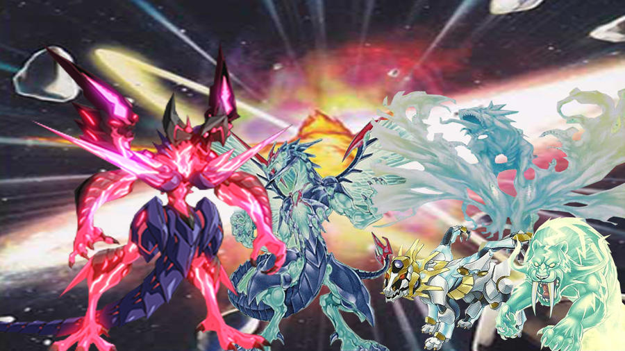 Yugioh Neo Galaxy Eyes Photon Dragon Wallpaper