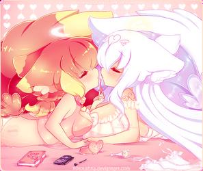 Valentine Wolfy