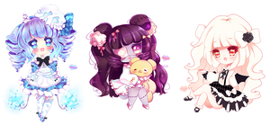 Chibis {for Liliorl}