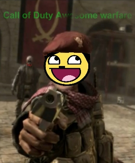 Call of Duty awesome warfare by Johny-the-Great