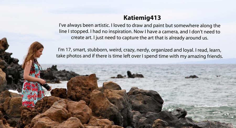 Katiemig413's Profile Picture