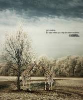Creative Commons Advertisement by oliviaariferiani