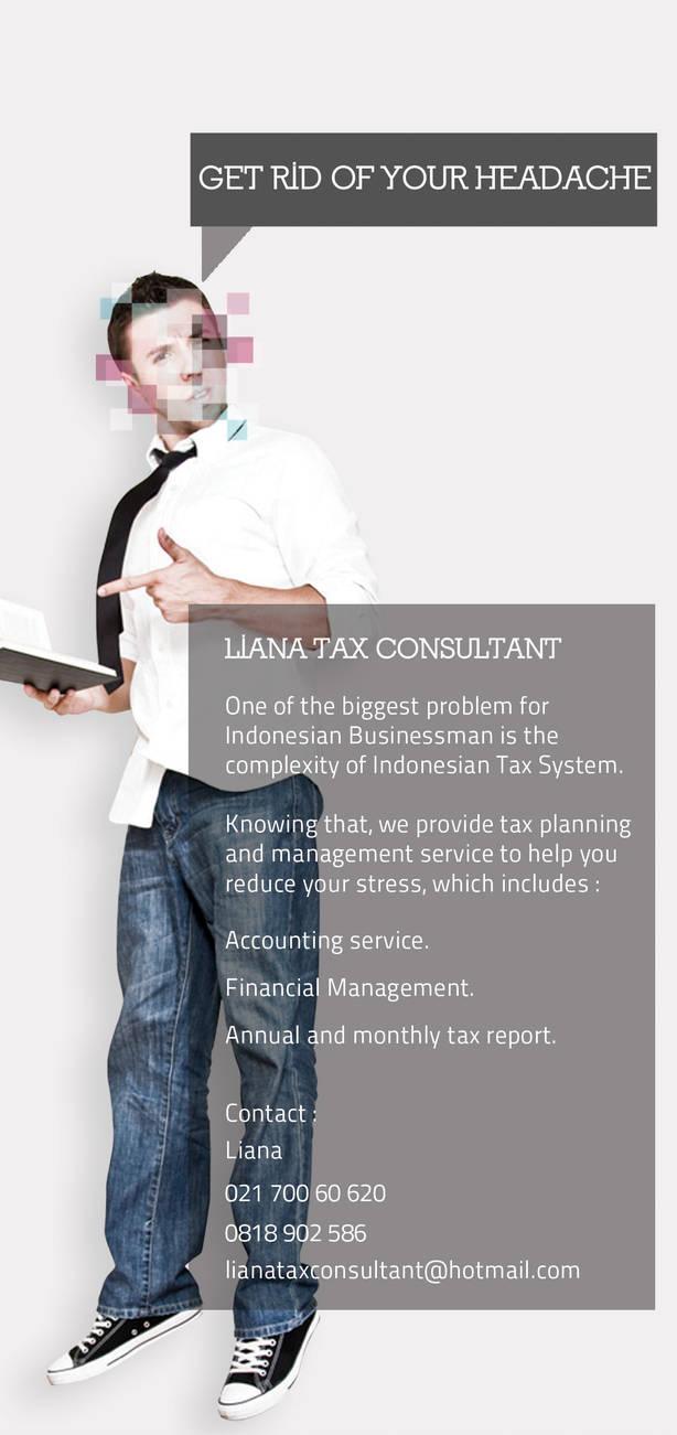 Liana TaxConsultant's Brochure