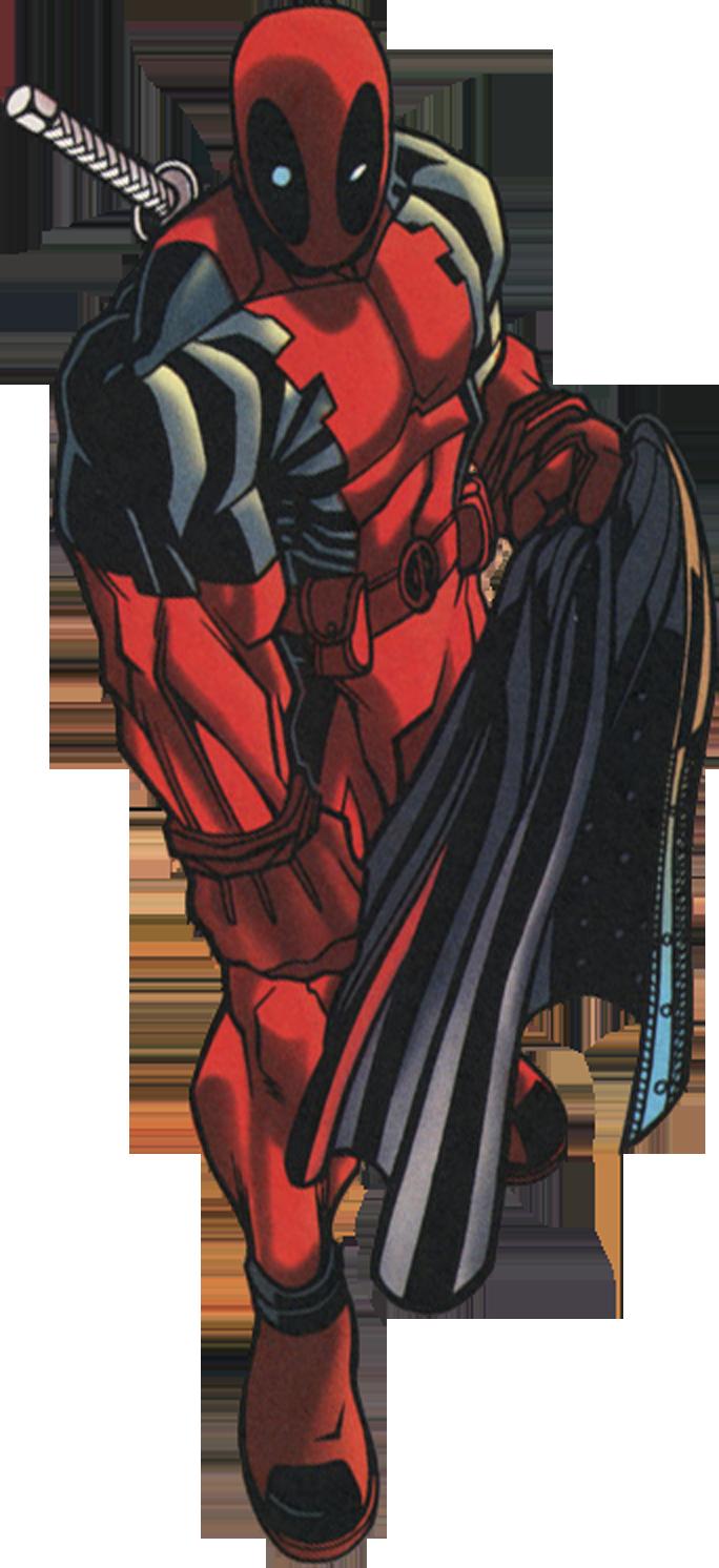 Deadpool Render 5 by GreyBeardLegend