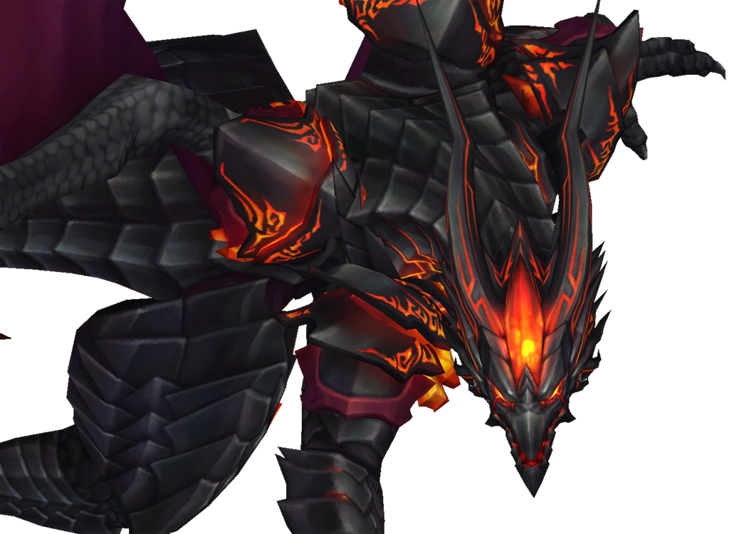 [Aura Kingdom Renders] Bahamut (Single) by GreyBeardLegend