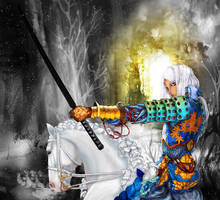 Ride to war by Kiraathu