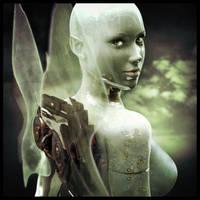 Fairy Robot un-mask
