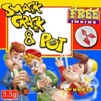 smack crack and pot