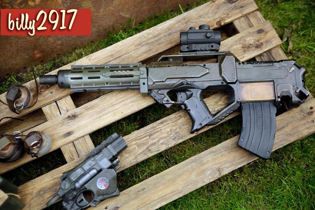 KWA KRISS Vector SMG airsoft gun in person!
