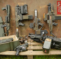 colonial marines guns