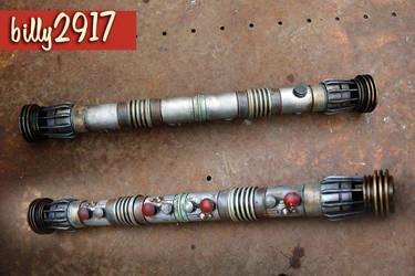 darth maul saber by billy2917
