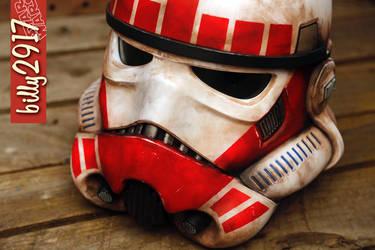 star wars stormtrooper shock_trooper helmet by billy2917
