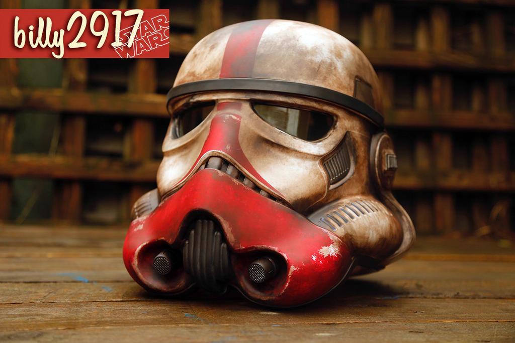 star wars stormtrooper incinerator helmet by billy2917
