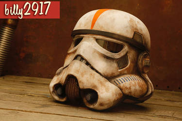 stormtrooper 212th attack battalion by billy2917