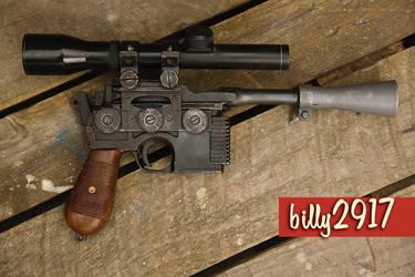 Dl-44 greedo killer by billy2917