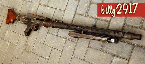star wars Dlt-19 blaster by billy2917