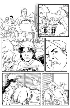 Superb issue 17, page 2 inks