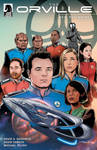 The Orville issue 1 cover