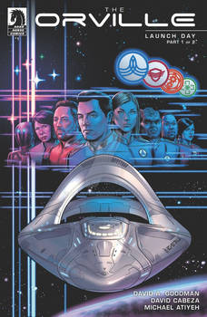 The Orville, Season 2.5 Launch-Day Cover