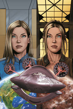 The Orville Digressions part 2 cover