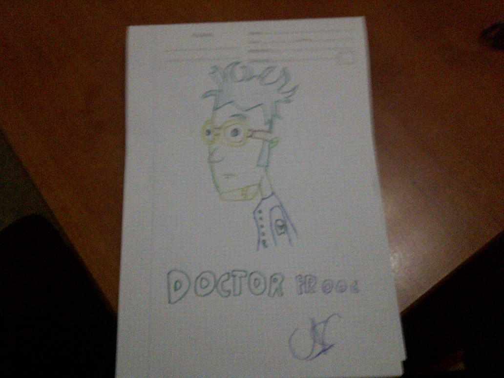 doctor froog by 122-natalia-cat