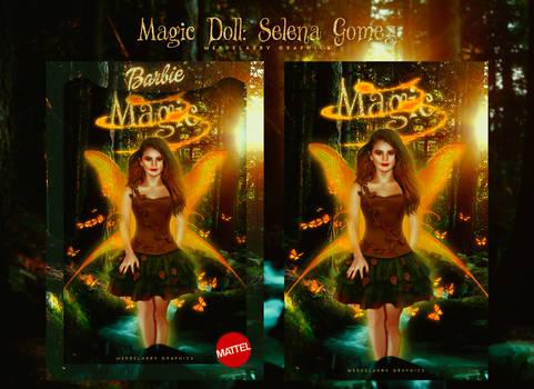 barbie magic doll