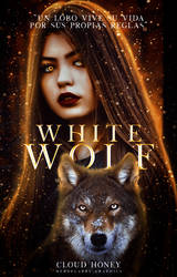 White wolf wp cover by MYCRYBABY