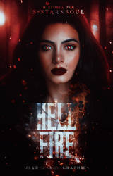 hellfire wp cover by MYCRYBABY